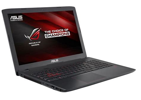 Laptop Gaming Asus N46vm I5 buy asus rog g552vw 15 6 quot i5 gaming laptop deal with 256gb ssd at evetech co za