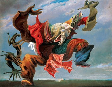 Artistic L by Rotation Max Ernst