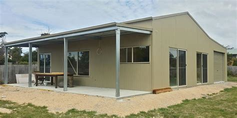 Livable Sheds Steel Kit Home Image Gallery