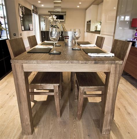reclaimed wood dining table stunning   sizes