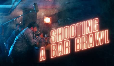 film riot epic summer learn how to shoot an epic bar brawl fstoppers