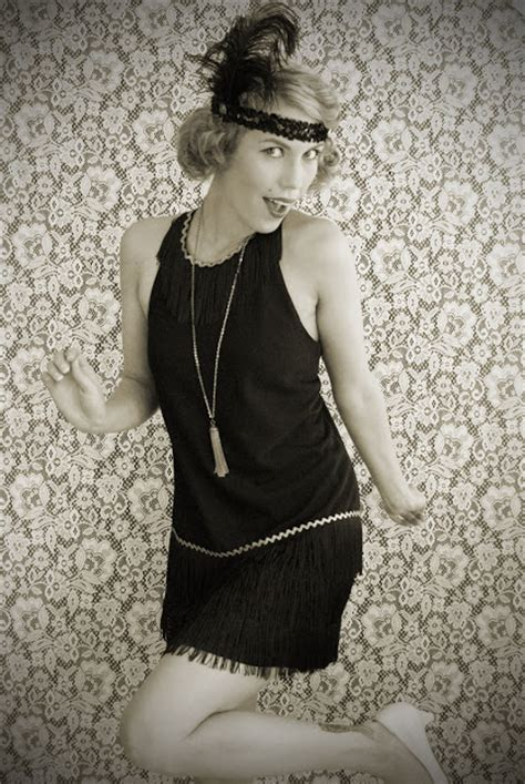flapper headpiece diy wear the canvas diy flapper dress costume