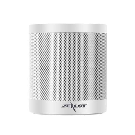 Zealot Mini Portable Bluetooth Speaker Bass S52 zealot s5 portable mini speaker wireless bluetooth player flash disk micro sd mp3 player