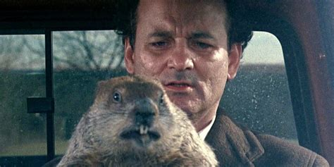 groundhog day bill murray how bill murray reacted to seeing broadway s groundhog day