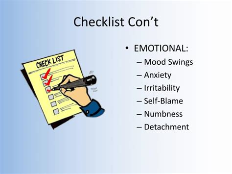 mood swings fatigue ppt compassion fatigue and self care powerpoint