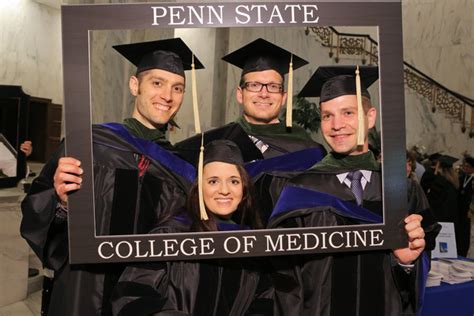 younger audience with educational event penn state university more than 200 degrees conferred at 45th college of