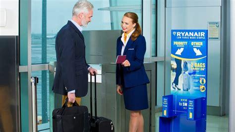 cabin baggage ryanair ryanair delays introduction of new baggage policy