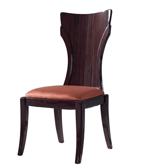 Wenge Dining Chair D52 Dining Chair In Wenge Armchairs Chairs Stools Gf D52 Wenge Dc 3