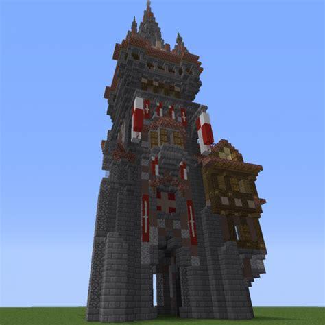 ragnars medieval watchtower  grabcraft  number