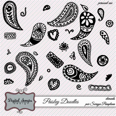 doodle viewer for bbm digital scraps design soraya plona dsd paisley