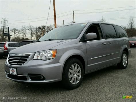 chrysler town and country colors 2015 billet silver metallic chrysler town country