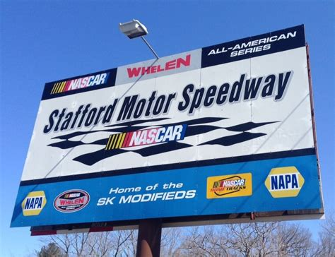 stafford motor speedway stafford springs ct 17 best images about race tracks on bristol