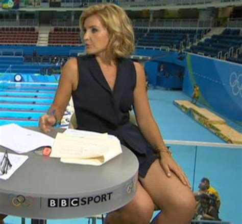 helen skelton rio olympics 2016 host wardrobe malfunction helen skelton vs it up with stunning cut out dress and