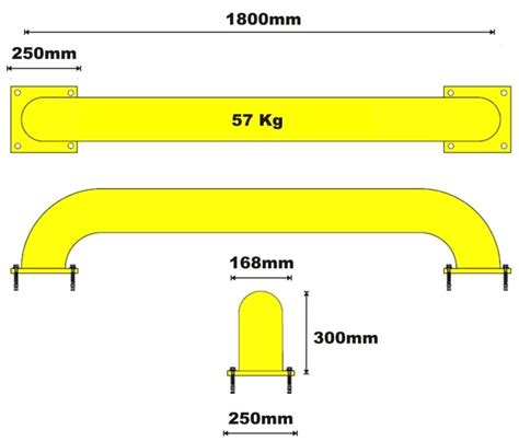 House Specification Sheet wheel guides truck hgv barricade uk