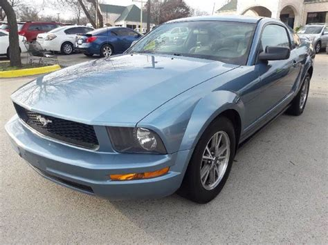 Mustang Auto Dallas by 2005 Ford Mustang For Sale In Dallas Tx Carsforsale