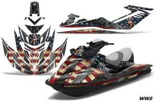 Car Upholstery Kits Sea Doo Rxt Jet Ski Graphic Wrap Decal Kit 2005 2009