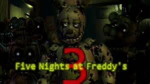 Five night at freddys 3 wallpaper free download by lukyscz91 on