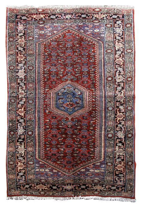 cheap rug hamadan cheap rugs rug 4x7 burchalow carpet knotted ebay