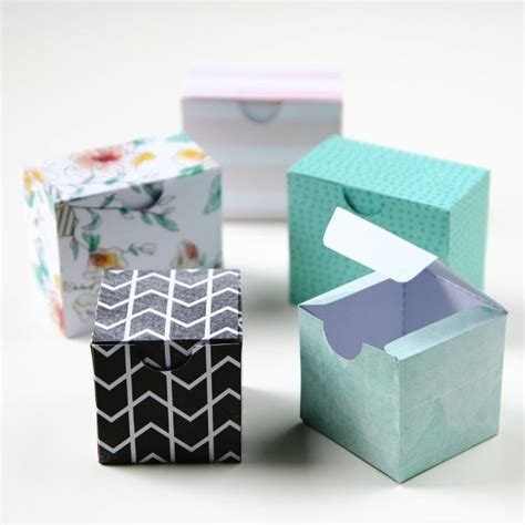 templates for gift boxes printable diy gift boxes box gift and craft