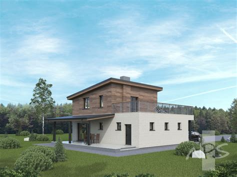 project houses simple two storey house project that stands out in the
