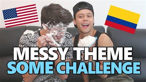 theme song challenge messy theme song challenge mario ruiz vs brent rivera
