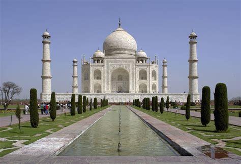 Taj Mahal Taj Mahal India Agra The Symbol Of Found The World