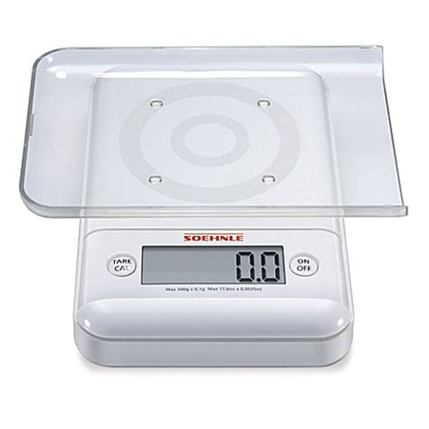 food scale bed bath and beyond soehnle ultra 2 0 precision digital food scale in white