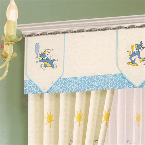 nursery valance curtains patterns baby boy curtains for nursery no valance
