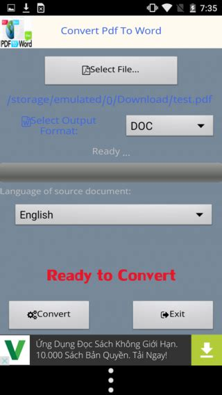 convert pdf to word android convert pdf to word android apps games android forums
