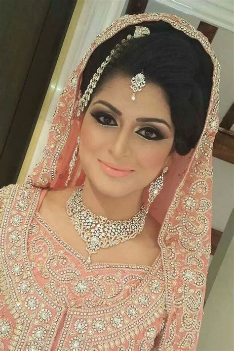 walima makeup of pk dailymotion walima peachy dress wedding pinterest we get married