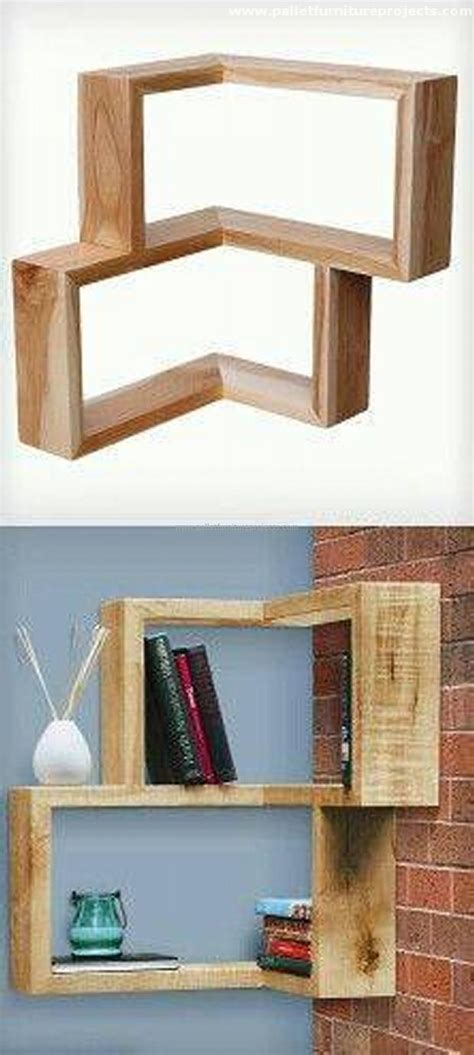 Pallet Shelf by Useful Shelves Out Of Wooden Pallets Pallet Furniture