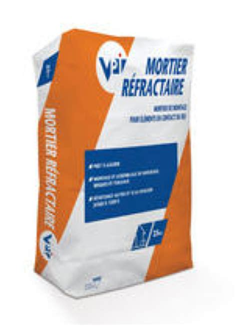 Mortier Refractaire Cheminee by Mortier R 233 Fractaire