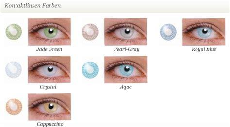 color maker colormaker kontaktlinsen farbig