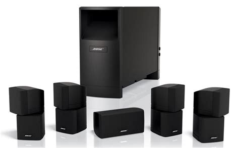 bose acoustimass 10 series iv home