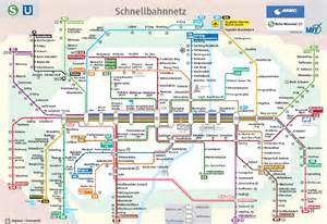 Munich Metro Map by Munich Tommy Ooi Travel Guide