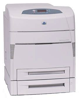 Printer Hp Color Laserjet 5550dn printing resources david b weigle information commons
