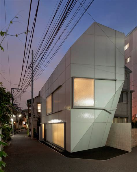 designboom japan house wiel arets architects wraps a house in tokyo with dual skin