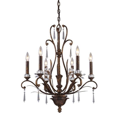 and bronze chandeliers titan lighting emilion 6 light burnt bronze ceiling mount