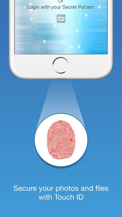 Protect Your Fingers And Iphone From Stds by Finger Print Security With Touch Id Secret