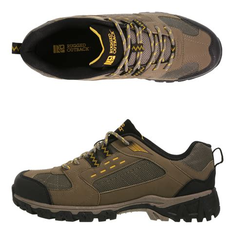 rugged sneakers rugged outback dakota s hiking shoe payless