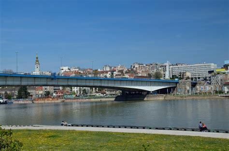 brankov bridge belgrade spots