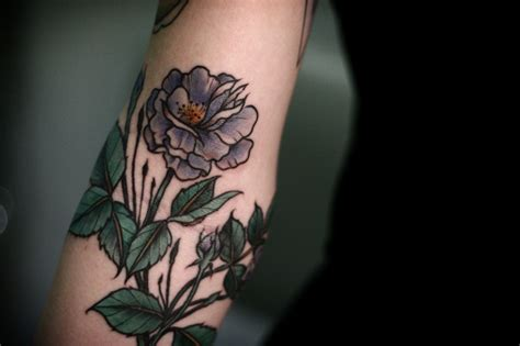 rose tattoo tumblr tattoos arm artists on tattooed