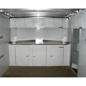 16 series aluminum wall cabinets moduline