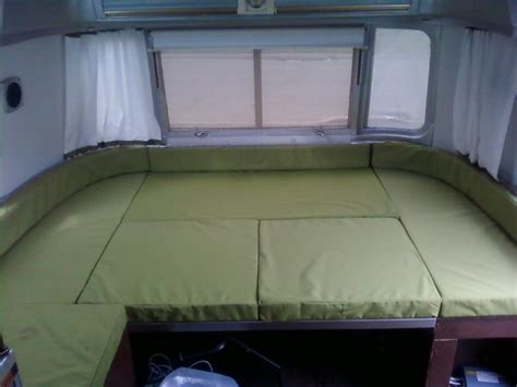 gaucho bed another gaucho to dinette conversion airstream forums