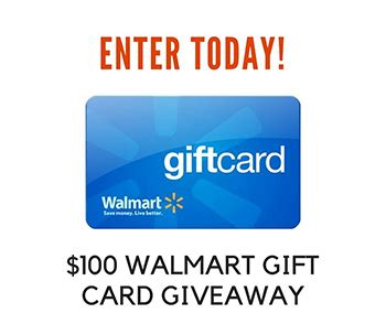 Walmart Gift Card Giveaway - win prizes featured giveaways on the bandit lifestyle the bandit lifestyle
