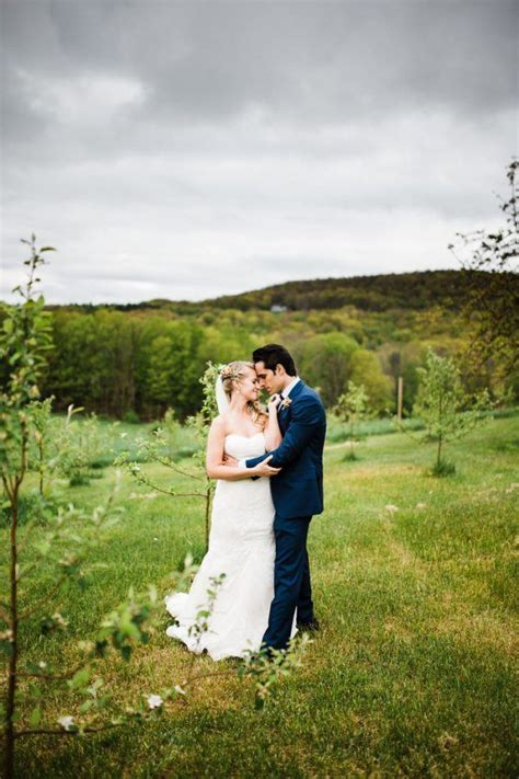Low Key Romantic Airbnb Wedding in Ithaca, New York