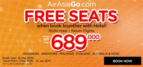 airasiago indonesia airasia promotions march 2016