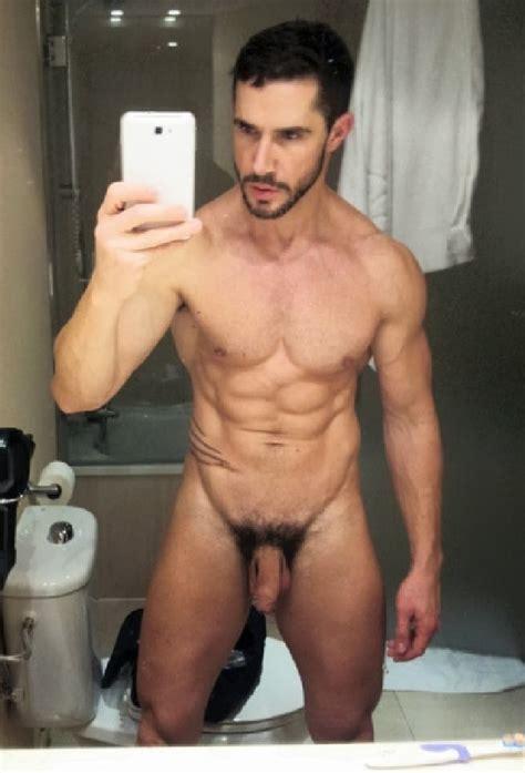 Hairy uncut cock