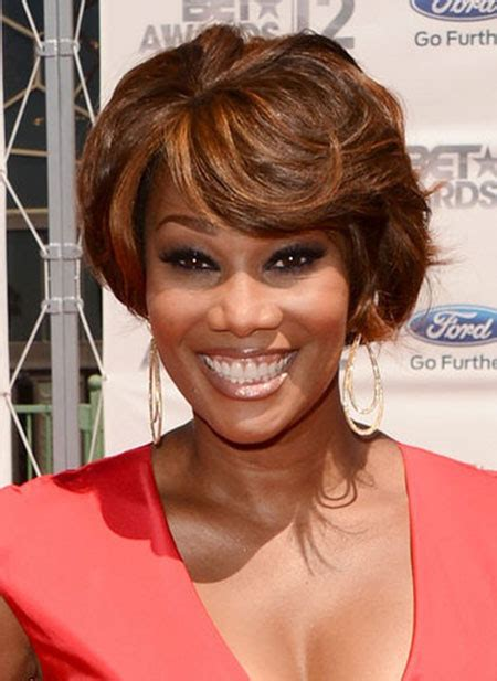 yolanda adams wigs 5 beautiful light brown bob haircut for black women