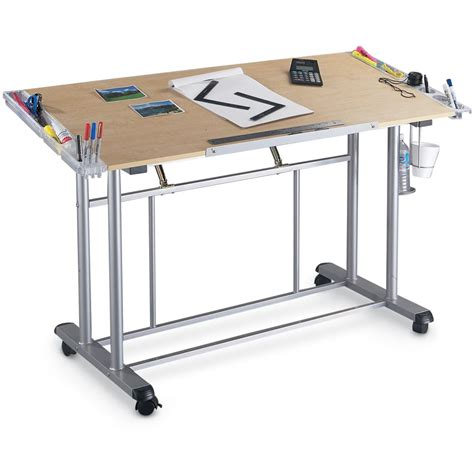 adjustable drawing table 20894 hobby craft at sportsman s guide
